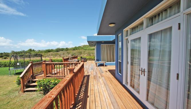 Frigate Bay Villa 2