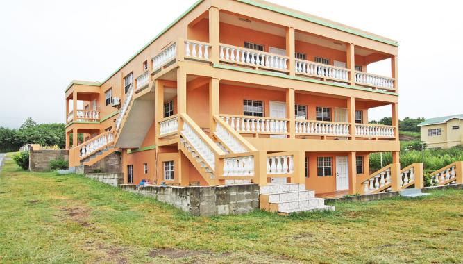 Parry Housing Apts 1