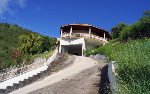 saj st kitts villa