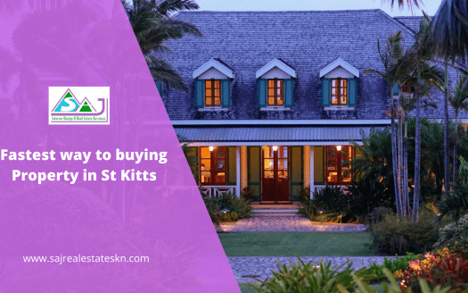 property in St Kitts