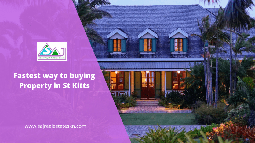 property in St Kitts